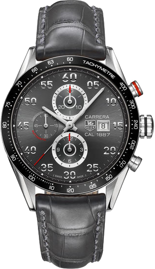 Tag Heuer Carrera Men's Watch Automatic Chronograph CAR2A11.FC6313