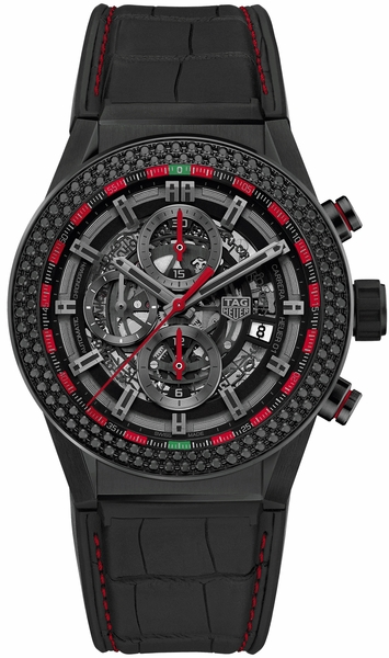 Tag Heuer Carrera Las Vegas Limited Edition Men's Watch CAR2A1E.FC6400