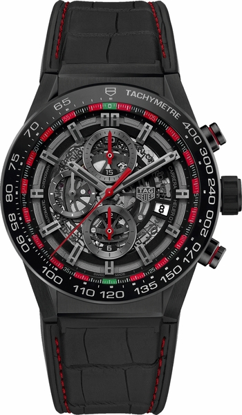 Tag Heuer Carrera Las Vegas Limited Men's Luxury Watch CAR2A1G.FC6400