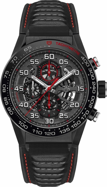 Tag Heuer Carrera Automatic Chronograph Men's Luxury Watch CAR2A1H.FT6101