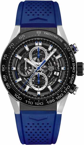 Tag Heuer Carrera Automatic Chronograph Men's Watch CAR2A1T.FT6052