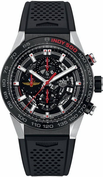 Tag Heuer Carrera Indy 500 Limited Edition Men's Watch CAR2A1V.FT6044
