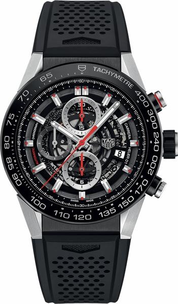 Tag Heuer Carrera Automatic Chronograph Heuer 1 Men's Watch CAR2A1Z.FT6044