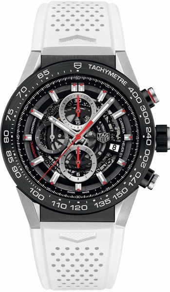 Tag Heuer Carrera Chronograph Calibre Heuer 01 Men's Watch CAR2A1Z.FT6051