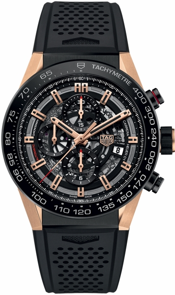 Tag Heuer Carrera Chronograph Automatic Men's Watch Sale CAR2A5A.FT6044
