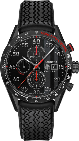 Tag Heuer Carrera Monaco Grand Prix Limited Men's Watch CAR2A83.FT6033