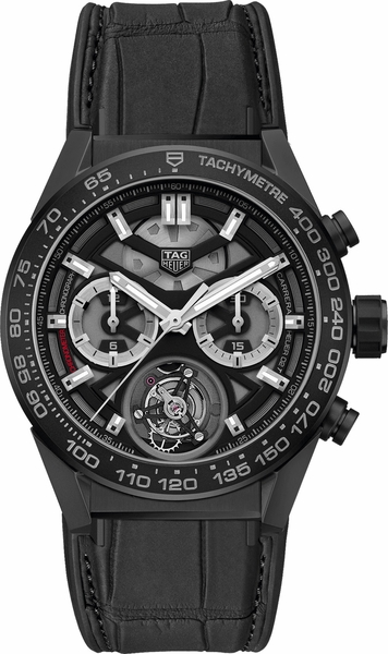 Tag Heuer Carrera Skeleton Back Dial Men's Luxury Watch CAR5A90.FC6415