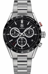 Tag Heuer Carrera Chronograph Men's Watch on Sale CV1A10.BA0799