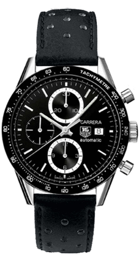 Tag Heuer Carrera Chronograph Men's Watch CV2010.FC6233