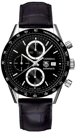 Tag Heuer Carrera Automatic Chronograph Men's Watch CV2010.FC6266
