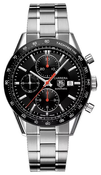 Tag Heuer Carrera Chronograph Luxury Men's Watch CV2014.BA0794
