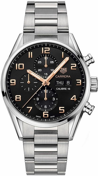 Tag Heuer Carrera Calibre 16 Men's Watch CV2A1AB.BA0738