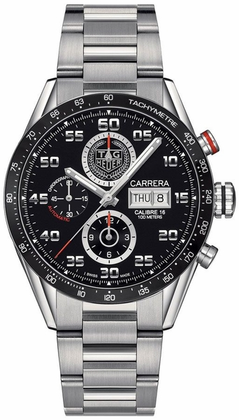 Tag Heuer Carrera CV2A1T.BA0738 Limited Edition Men's Watch