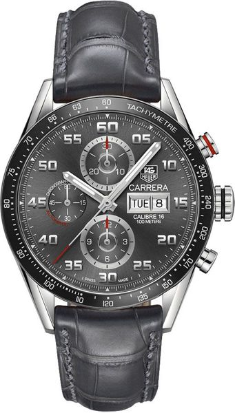 Tag Heuer Carrera 43mm Men's Watch CV2A1U.FC6313