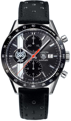 """Tag Heuer Carrera """"Goodwood Festival of Speed"""" Limited Edition CV201AD.FC6233"""