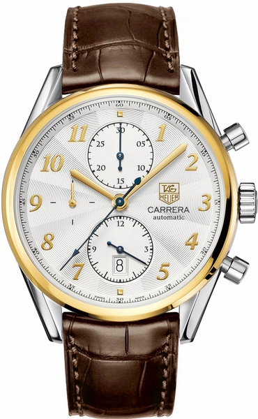 Tag Heuer Carrera Heritage Calibre 16 Chronograph Men's Watch CAS2150.FC6291