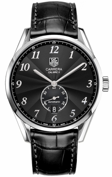 Tag Heuer Carrera Heritage Small Seconds 39mm Men's Watch WAS2110.FC6180