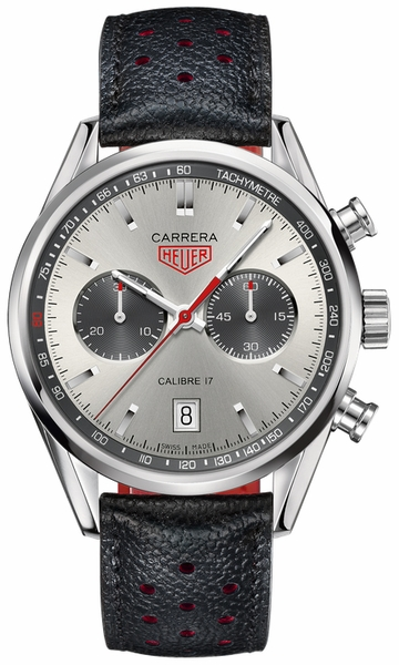 Tag Heuer Carrera Jack Heuer 80th Birthday Limited Edition CV2119.FC6310