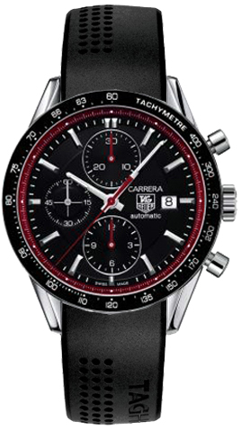 Tag Heuer Carrera Juan Manuel Fangio Limited Edition CV201Z.FT6014