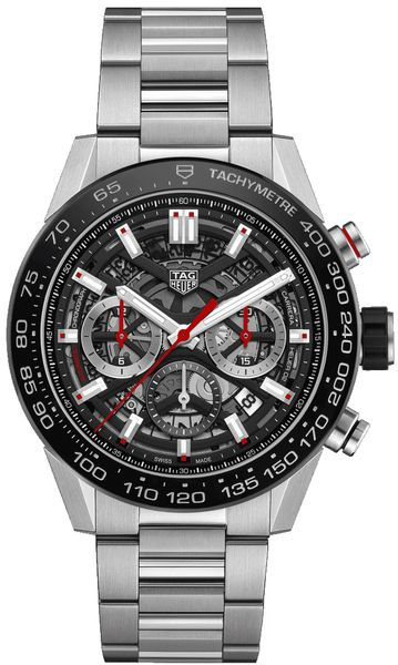 TAG Heuer Carrera Caliber Heuer 02 Men's Watch CBG2A10.BA0654