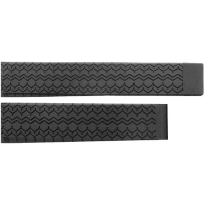 Tag Heuer Carrera 22mm Black Rubber Strap FT6033