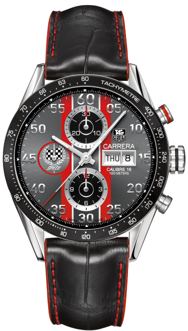 Tag Heuer Carrera Goodwood Festival Of Speed Limited Edition Cv2a1j Fc6301