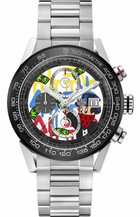 Tag Heuer Carrera Monopoly Special Edition Men's Watch CAR201AA.BA0714