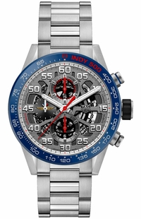 Tag Heuer Carrera Skeleton Dial Limited Men's Watch CAR201G.BA0766