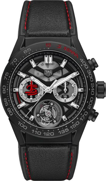 Tag Heuer Carrera Skeleton Men's Watch CAR5A91.FT6162