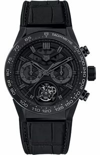 Tag Heuer Carrera Tourbillon Men's Watch CAR5A8Z.FC6377