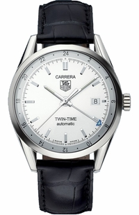Tag Heuer Carrera Twin Time GMT Men's Watch WV2116.FC6180