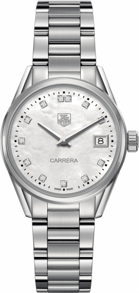 Tag Heuer Carrera Diamond Women's Watch WAR1314.BA0778