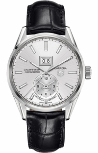 Tag Heuer Carrera Silver Dial Men's Watch WAR5011.FC6266