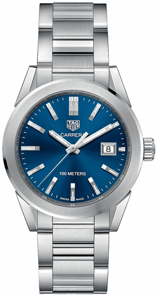 Tag Heuer Carrera Blue Dial Women's Watch WBG1310.BA0758