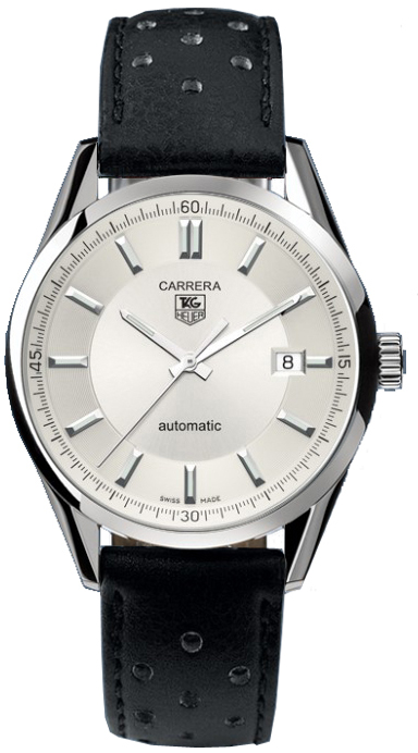 Tag Heuer Carrera 39mm Automatic Men's Watch WV211A.FC6182