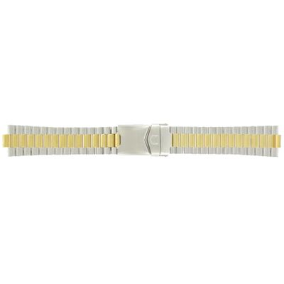 Tag Heuer Classic 2000 Stainless Steel & Yellow Gold Bracelet BB0304