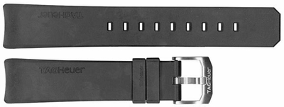 Tag Heuer Classic 2000 Mens 20mm Rubber Strap BT0702