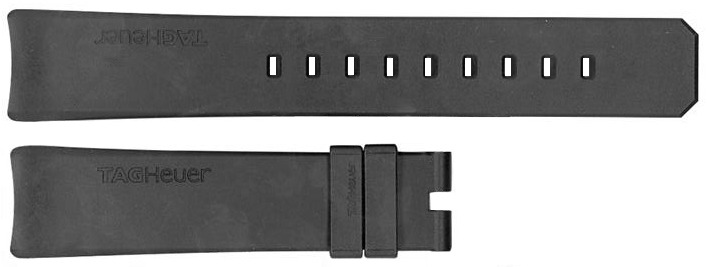 Tag Heuer Classic 2000 Mens Rubber Strap FT8002