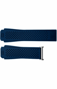 Tag Heuer Connected Blue Rubber Strap 11FT6077