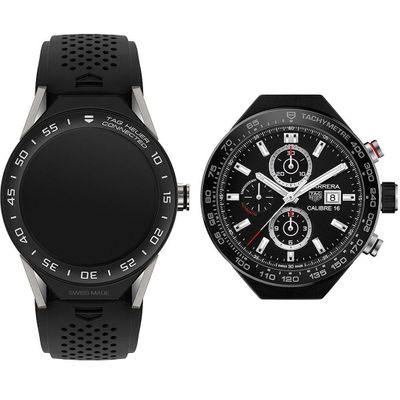 Tag Heuer Connected Chronograph Men's Smartwatch SBF8A8001.11EB0128