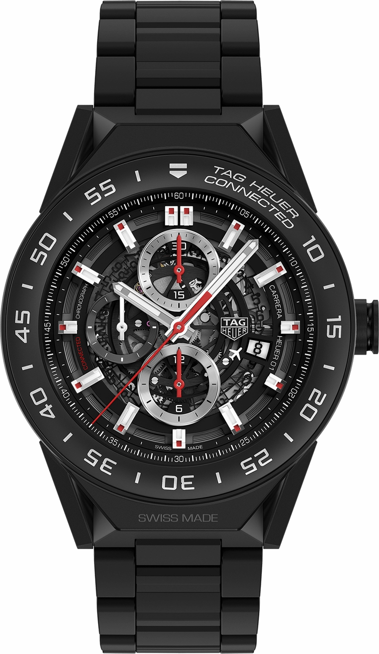 Tag Watches For Sale >> SBF8A8013.80BH0933 | TAG Heuer Connected | Men's Watch