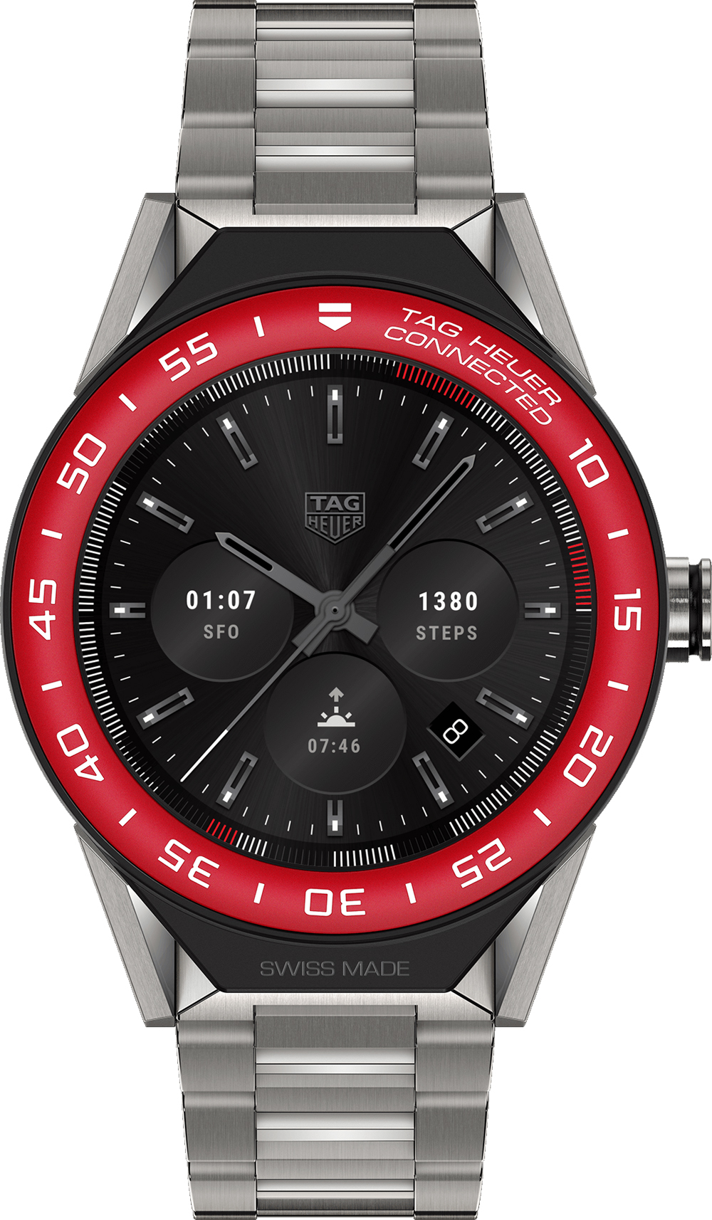 Tag Heuer Connected SBF8A8015.10BF0608