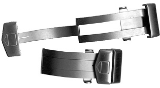 Tag Heuer 18mm Deployment Buckle FC5048