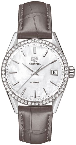 TAG Heuer Carrera Women's Diamond Watch WBK2316.FC8258