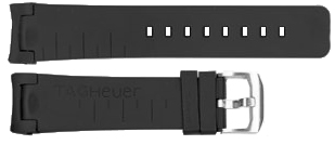 Tag Heuer Exclusive 2000 Aquagraph Strap BT0701 / FT8001