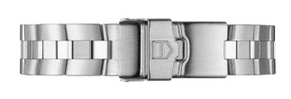 Tag Heuer Exclusive Mens Brushed & Polished Bracelet BA0332