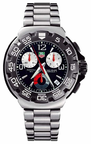 Tag Heuer Formula 1 Chronograph Men's Watch CAC1110.BA0850