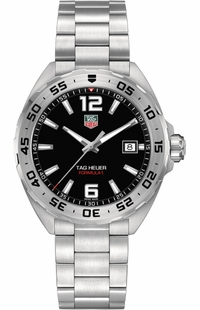 Tag Heuer Formula 1 Black Dial 41mm Men's Watch WAZ1112.BA0875