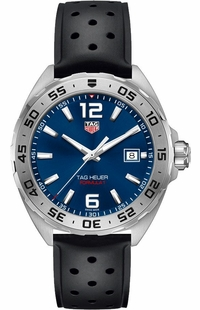 Tag Heuer Formula 1 Blue Dial Men's Watch WAZ1118.FT8023