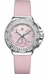 Tag Heuer Formula 1 Chronograph Women's Watch CAC1311.FC6220